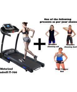 Treadmill Inter-track IT700