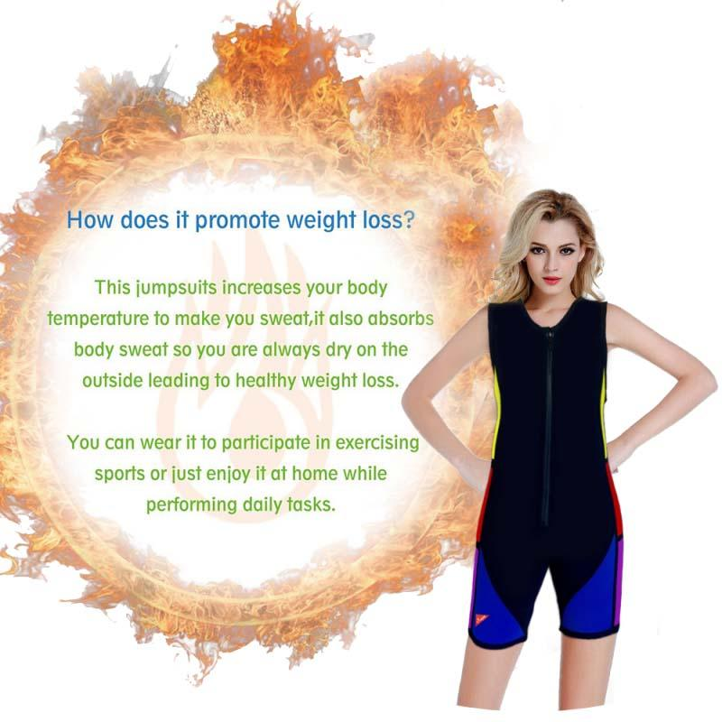Slimming suit for body slimming