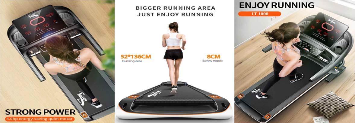 Treadmills Inter-Track Luxurious