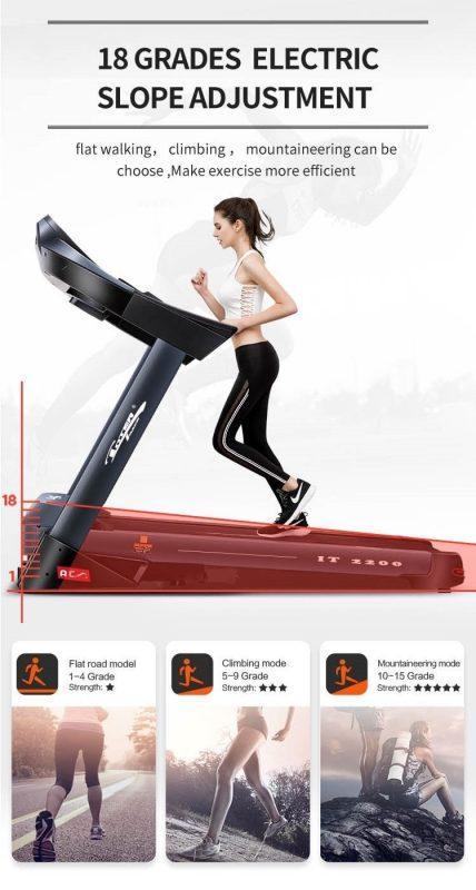 Treadmill IT-2200