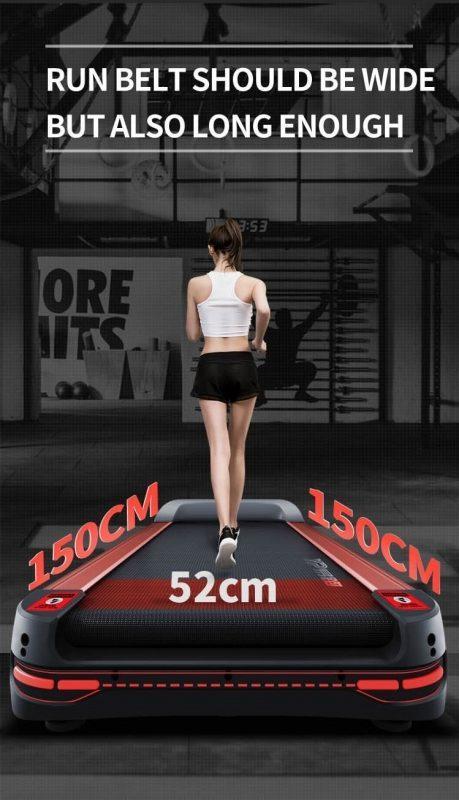 Treadmill InterTrack IT-2200